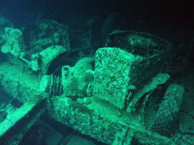 Red Sea Thistlegorm