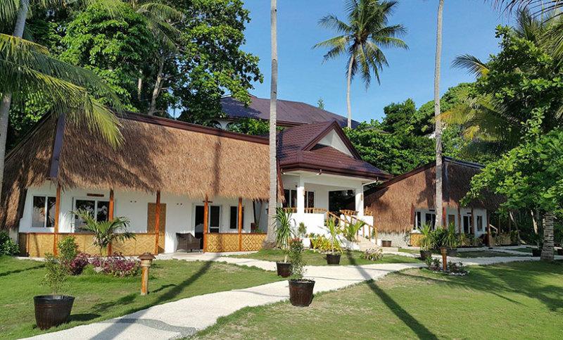Pura Vida Resort Cabilao Bohol Philppines